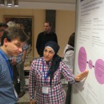 Poster session, Alyaa