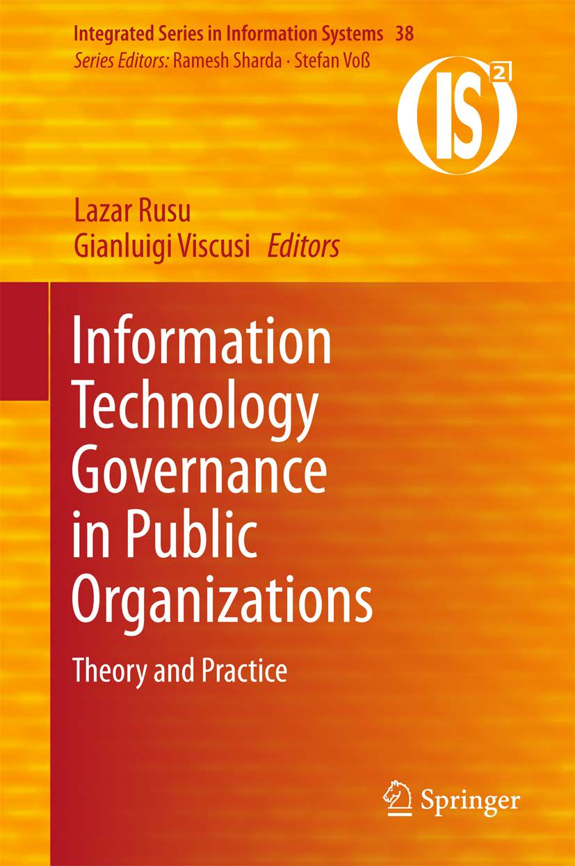 information technology governance Policy statement the purpose of this policy is to establish a uniform and integrated structure for considering information technology matters in order to: (1) advise the president and the cabinet in making executive-level strategic management decisions involving information technologies, (2) set directions and priorities for information.